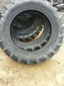 Two 14 9x38 14 9 38 Farmall Allis Chalmers Tractor Tires