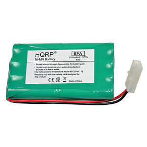 Hqrp Battery For Otc Genisys 239180 Evo Scan Scanner Diagnostic Service Tool