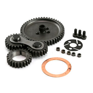 Chevy Bbc 454 Dual Idler Noisey Timing Gear Drive Set