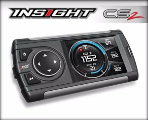 Edge Insight Cs2 Monitor Gauge Display 84030 1996 Obd2 Vehicles Free Shipping