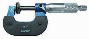 0 1 Disc Micrometer Gear Tooth