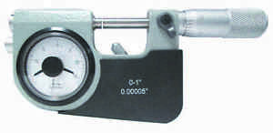 0 25mm Indicator Micrometer Metric