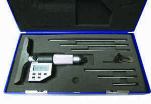 0 6 0 150mm Electronic Depth Micrometer