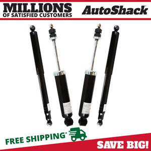 Set 4 Shock Absorber Fits 1997 00 2001 2002 2003 2004 Dodge Dakota Ks47142 222