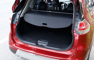Bk Rear Trunk Cargo Cover Shield For Nissan Rogue Sv X trail T32 2014 2015 2016