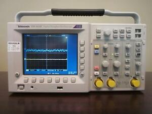 Tektronix Tds3032c 300mhz 2 5gs s Digital Oscilloscope Calibrated