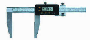 24 600mm Electronic Caliper Heavy Duty With Fine Adjustment