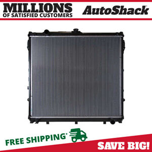 New Aluminium Radiator Fits Toyota Sequoia Tundra With 4 6l 5 7l Engines