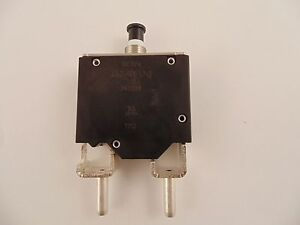 E t a 452 r1 ln2 115a Dc72v Circuit Breaker Aircraft Application Ww3 E