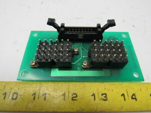Hitachi Seiki It86010 hs Circuit Board From Ht20s 2 Cnc Functional Mach