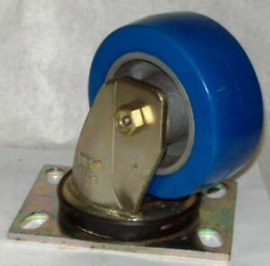 Bassick 5 X 2 1300 Lbs Swivel Top Plate Caster C473