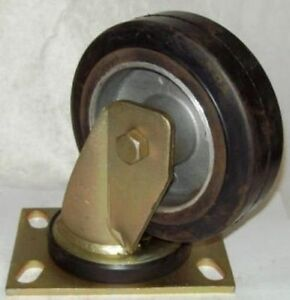 Bassick 6 X 2 500 Lbs Swivel Top Plate Caster C509