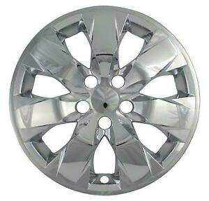 Wheel Covers 17 Chrome 4 Each Iwcimp325x For Honda Accord Ex Ex L 2008 2012