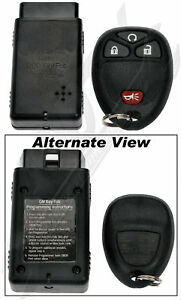Apdty 24847 Replacement Keyless Entry Remote Key Fob Transmitter W Programmer