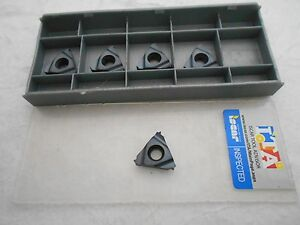 Iscar 16il 16 Ic908 5902202 Threading Inserts Qty 5