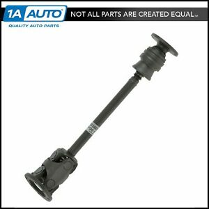Driveshaft Front For 96 97 98 S15 Jimmy S10 Blazer Awd