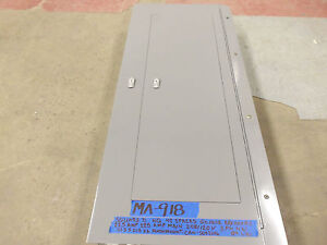 Square D 225 Amp Panel Panelboard 200 Nq 208v 120v 240v Main Breaker 200 150