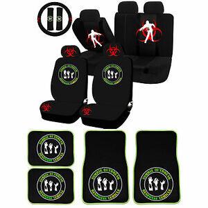 Universal Seat Cover Set In Stock