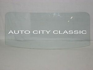 Clear Windshield Glass 1963 1965 Ford Fairlane 1963 Mercury Meteor 2dr Hardtop