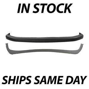 New Front Bumper Cover Valance Combo Kit For 1994 2001 Dodge Ram 1500 2500 3500