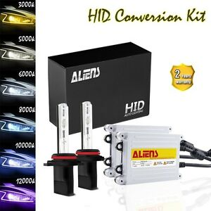 9005 9006 55w Hid Xenon Headlight Fog Light Kit 9003 9004 9007 h1 h7 h11 h13 880