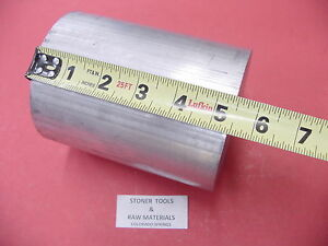 4 1 4 Aluminum 6061 Round Rod 5 3 8 Long Solid T6511 Lathe Bar Stock 4 25 Od