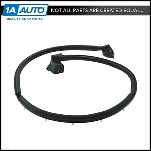 Door Weatherstrip Seal Driver Side Left Lh For 97 06 Jeep Wrangler Half Door New