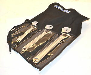 New Mac Tools Expert E112701 3 Piece Adjustable Wrench Set 6 8