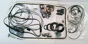 Zf6hp19 Zf6hp19x Transmission Gasket And Seal Rebuild Kit 2000 2010 6hp19 Bmw