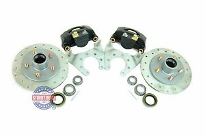 Tie Down Engineering Stainless Steel Disc Brake Kit 9 6 Inch For 3500lb Axle