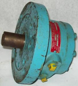 Ex cell o Cadillac Gage Rotac Motor Actuator Hn321v Oil