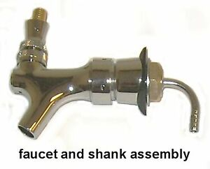 Draft Beer Tower Beer Parts Shank faucet Assm D6m 3af 4833k