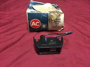Nos 73 77 Chevrolet Camaro Chevelle Nova Gm Cruise Control Switch Gm 6499310
