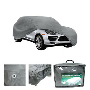 Universal Car Truck Suv Cover Outdoor Indoor Breathable Sun 225 X 80 X 47