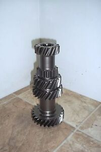 New Saginaw 4 Speed Cluster Gear 2 54 1st Gear Ratio 25 21 19 15 15
