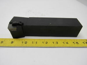 Carboloy Cskpr 24 6 1 1 2 Shank Indexable Lathe Turning Tool Holder 7