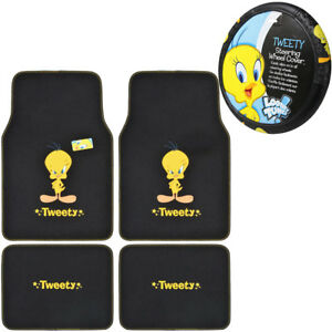 Tweety Bird Seat Covers In Stock Replacement Auto Auto