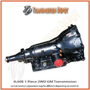 4l60e Gm Transmission Stage 1 2wd 1993 1997 No Core Charge