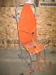 Ferno Fire Rescue Portable Folding Stair Chair