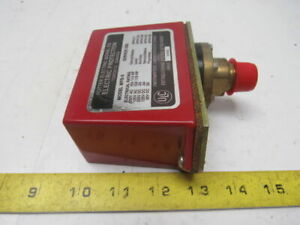 Potter Electric Wfs 5 Water Flow Switch Fire Alarm 1 2 Npt Male 175 Psi