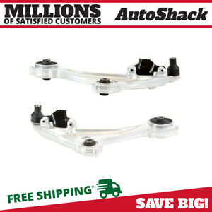 Front Lower Control Arm W Ball Joint Pair 2 For 2007 2013 Nissan Altima 3 5l V6