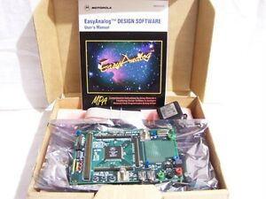 Motorola Mpaa3ds Programmable Analog Board Kit New In Box