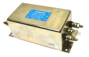 Tokin Lf 220 Noise Filter 250 Vac 20 Amps
