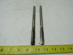 Tri angle 773 4980 Straight 6 Flute Chucking Reamer 4980 8 Oal Lot Of 2