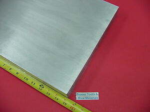 1 X 9 6061 Aluminum Flat Bar 15 Long T6511 New Solid Bar 1 0 Mill Stock Plate