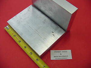 2 Pieces 1 X 4 Aluminum 6061 Flat Bar 5 9 Long 1 000 Solid T6511 Mill Stock