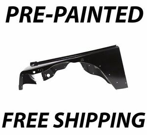 New Painted To Match Drivers Left Front Lh Fender For 1997 2006 Jeep Wrangler Tj