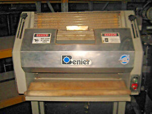Benier French Bread Moulder Sheeter Fbm 92 Baguette
