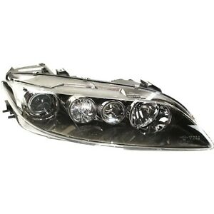 Headlight For 2006 2007 2008 Mazda 6 S I 2008 Mazda 6 Gt Gs Right Standard Type