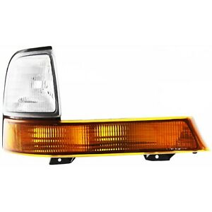 Side Marker Corner Parking Light Rh Right Passengers For 98 00 Ranger Pickup